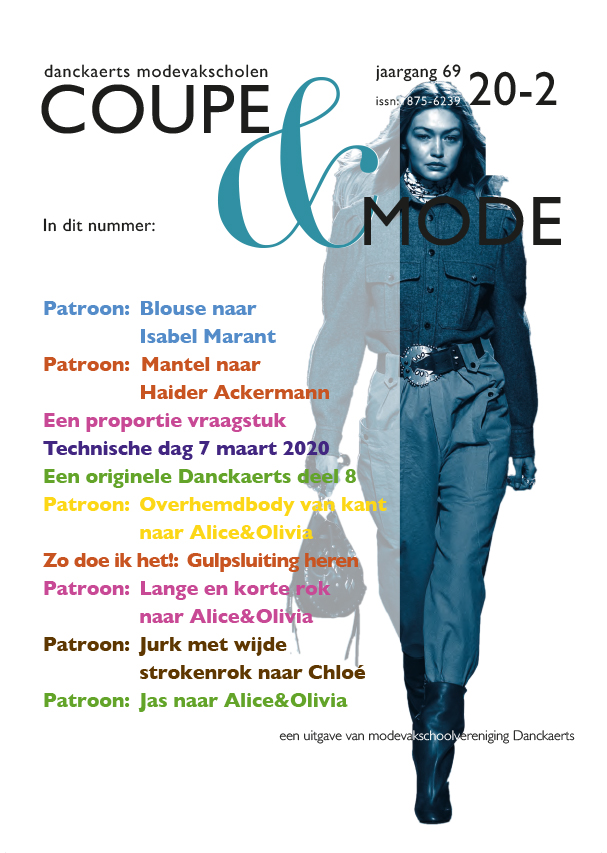 Omslag Coupe & Mode editie 69-20-2