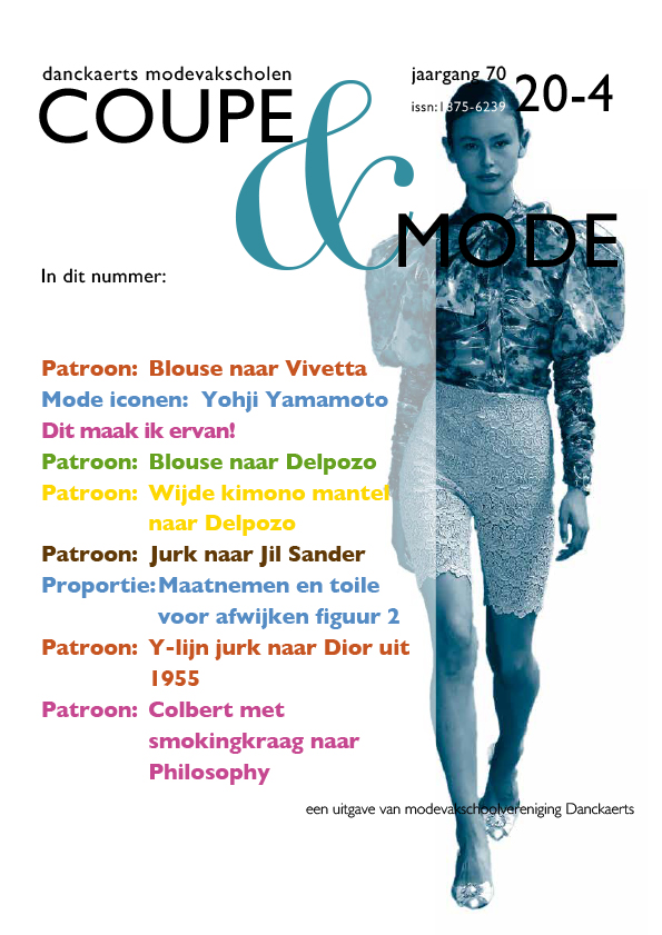 Omslag Coupe & Mode editie 70-20-04