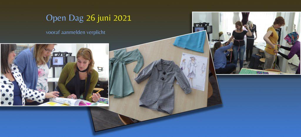 Aankondiging Open dag 2021